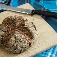 Spelt & Rye Soda Bread