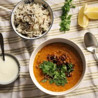 Chana Daal Recipe with Shallot Tarka