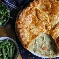 Garden Pot Pie