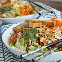 Vietnamese Bún Chay Recipe