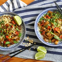 Vegan Pad Thai Recipe