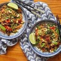 Szechuan Peanut Noodles Recipe